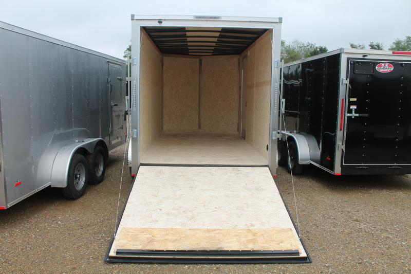 2022 RC Trailers 7' X 14' RD LX ENCLOSED TRAILER Enclosed Cargo Trailer