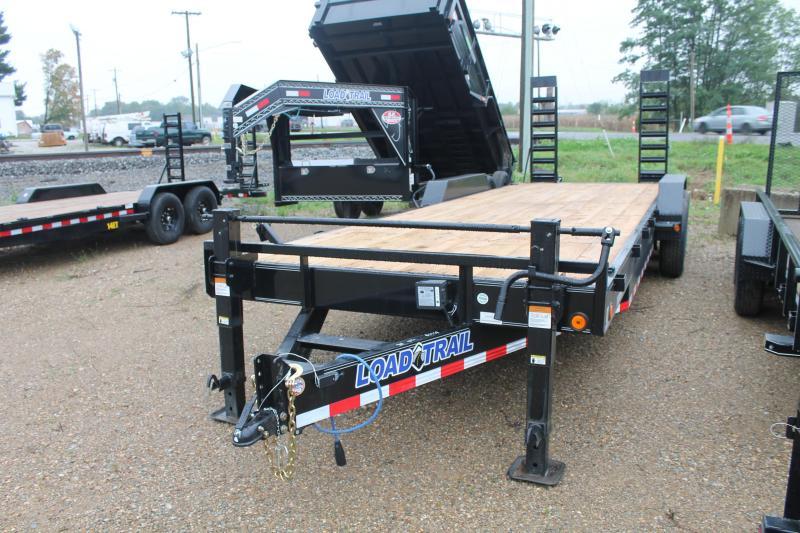 2022 Load Trail 24' 14K GVWR EQUIPMENT TRAILER Equipment Trailer