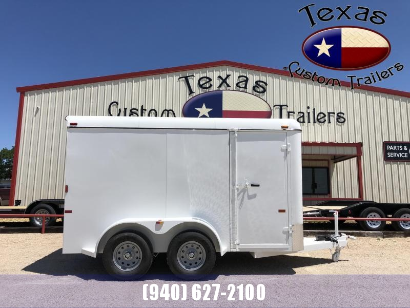 2021 W-W Trailer 12'X6' Enclosed Cargo Trailer