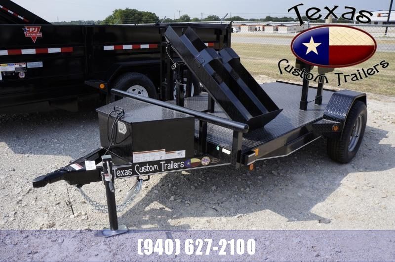 2021 East Texas 5'X10' 3K Welding Trailer