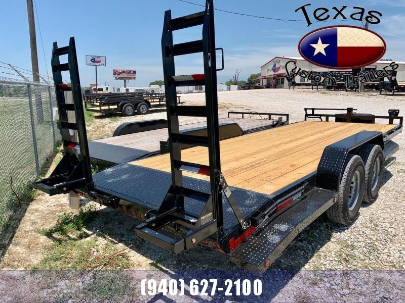 2021 East Texas 83X20 14K Equipment Trailer