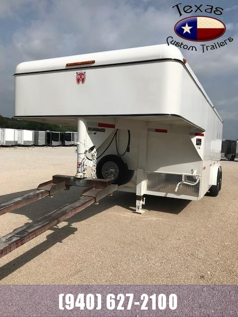 2019 W-W Trailer 16'X8' GN Enclosed Cargo Trailer