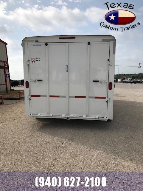 2019 W-W Trailer 16'X8' GN Enclosed Cargo Trailer