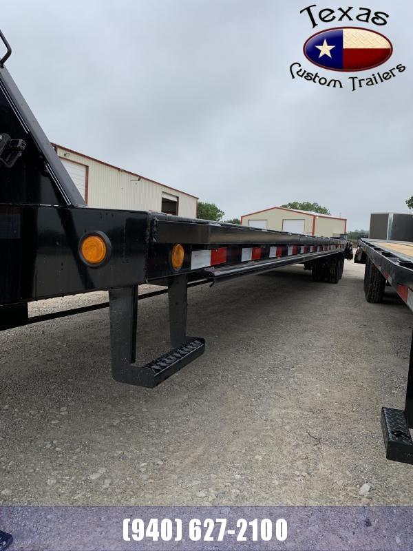 2021 PJ Trailer 40' Low-Pro Flatdeck Flatbed/Equipment Trailer with Duals