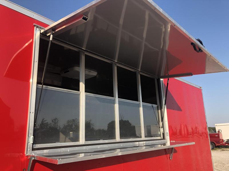 2020 Freedom Trailers 8.5'x20' Concession Trailer