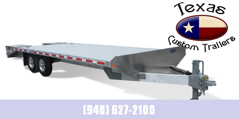 2021 EBY 20' 14K DECK OVER EQUIPMENT TRAILER