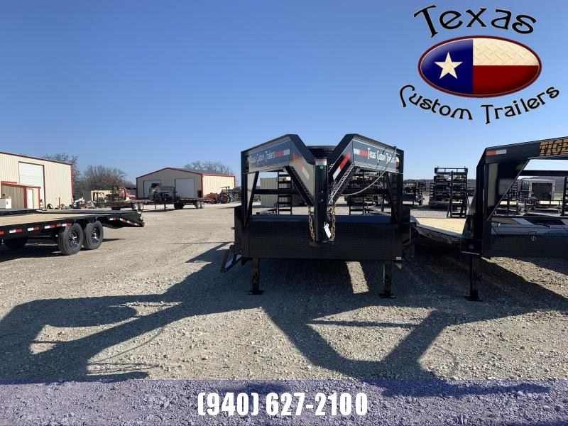 "2021 East Texas 102""X20' 14K GN Lowboy Equipment Trailer"