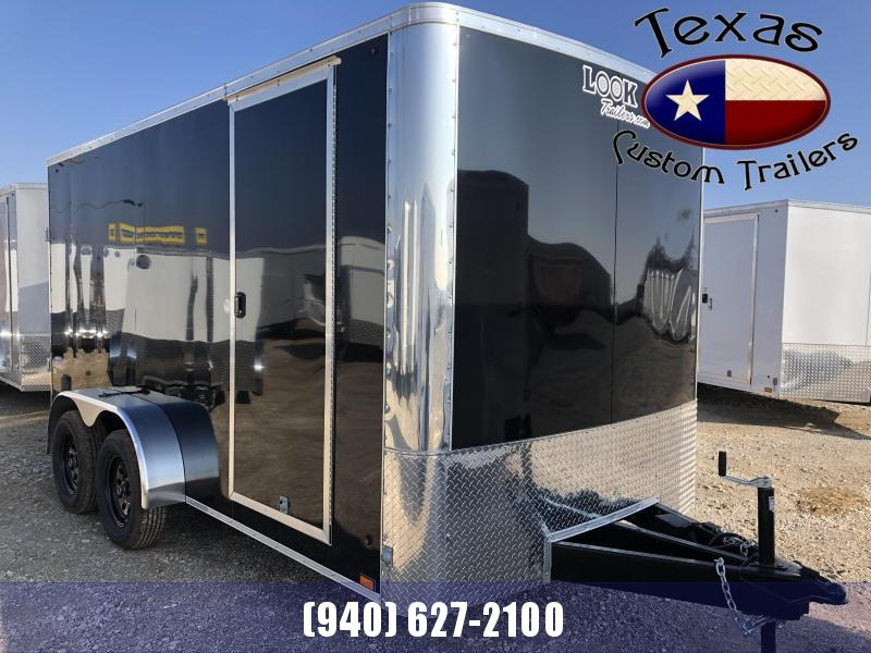 2022 Look Trailers 7'X14' LXT Extreme Enclosed Cargo Trailer