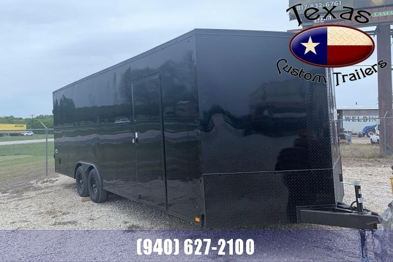 2022 Look Trailers 8.5'X24' Element SE Enclosed Cargo Trailer