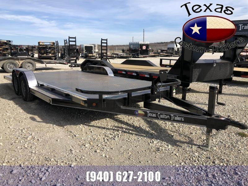 "2021 East Texas 83""X20' 7K Dream Hauler Trailer"