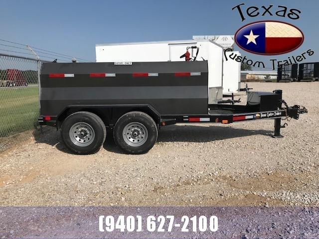 2021 East Texas 5'X10' Fuel Tank Trailer