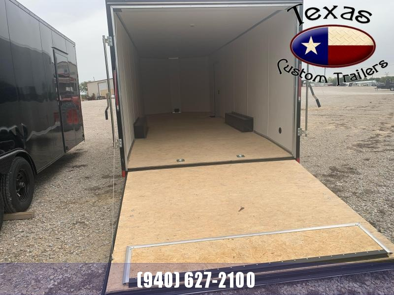 2022 Look Trailers 8.5'x24' Vision Enclosed Car Trailer