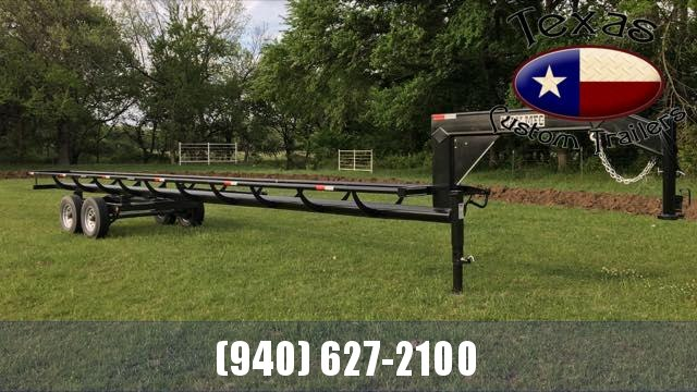 2021 May Trailers 36' Single Dump Hay Trailer