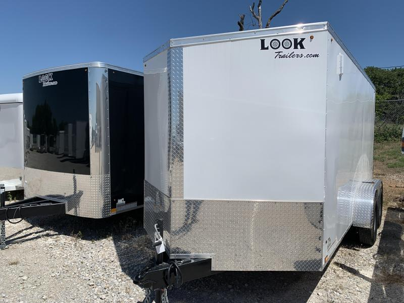 2021 Look Trailers 7'X14' Element Enclosed Cargo Trailer