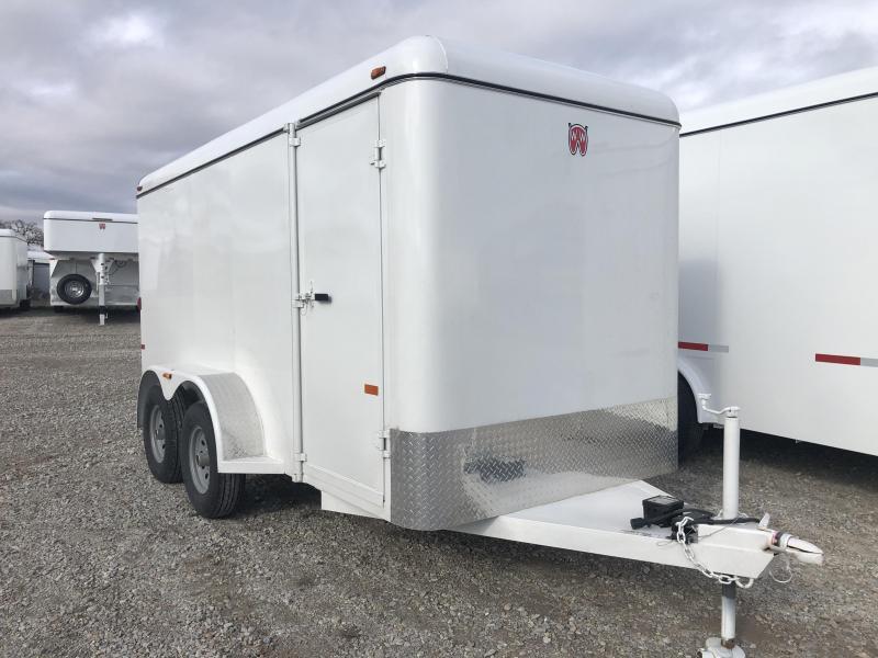 2020 W-W Trailer 14'X6' Cargo Carrier