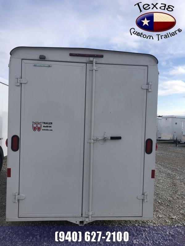 2021 W-W Trailer 14'X6' Cargo Carrier