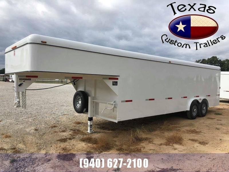2021 W-W Trailer 24'X8' Enclosed Cargo Hauler Trailer