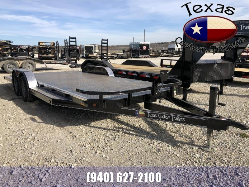 "2021 East Texas 83""X20' 7K Dream Hauler Trailer"