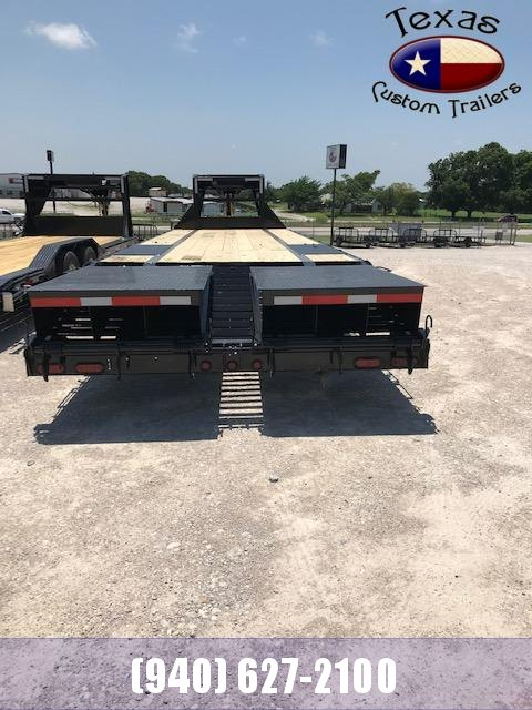 """2021 East Texas 102""""X30' GN HD Deck Over 16K Flatbed/Equipment Trailer"""