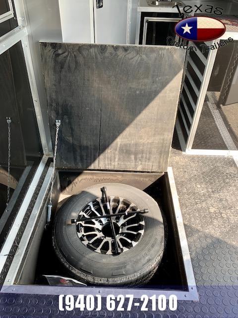 "Used 2018 Cargo Mate 8'6"" x 32' Eliminator Car / Racing Trailer"
