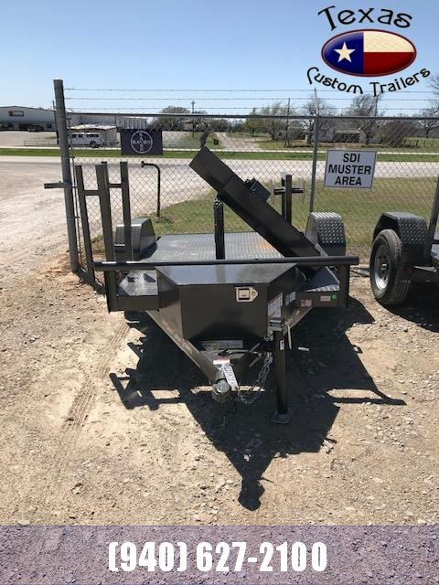 2021 East Texas 5'X8' 3K Welding Trailer
