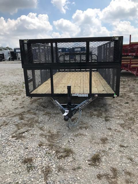 "2020 East Texas 83"" X 16' Landscape Utility Trailer"