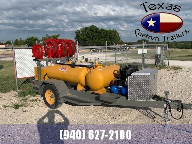 2019 Sage Oil Vac Lube Trailer 1A4D-3102