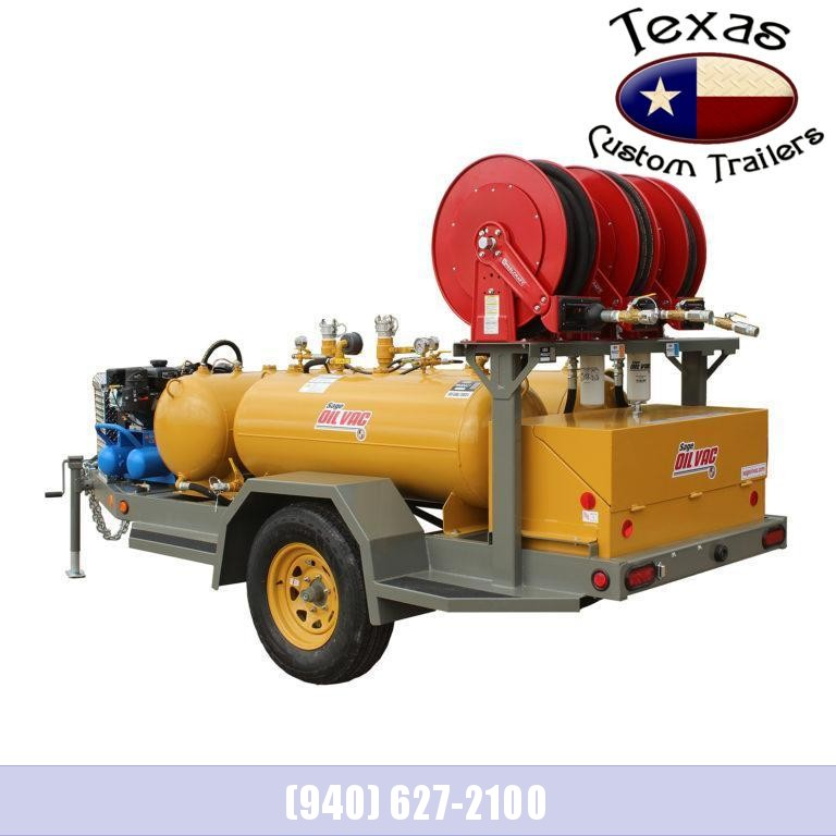 Sage Oil Vac Lube Trailer 1A4D-3102