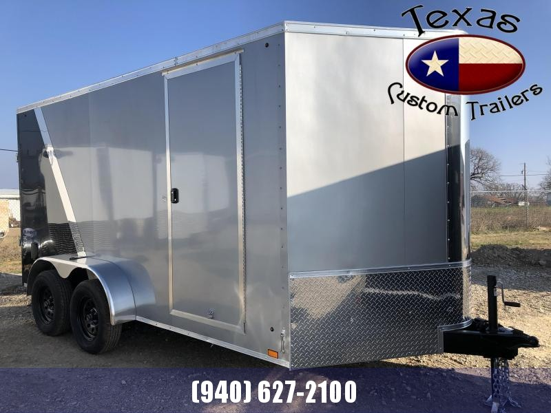 2022 Look Trailers 7'x14' Vision Enclosed Cargo Trailer