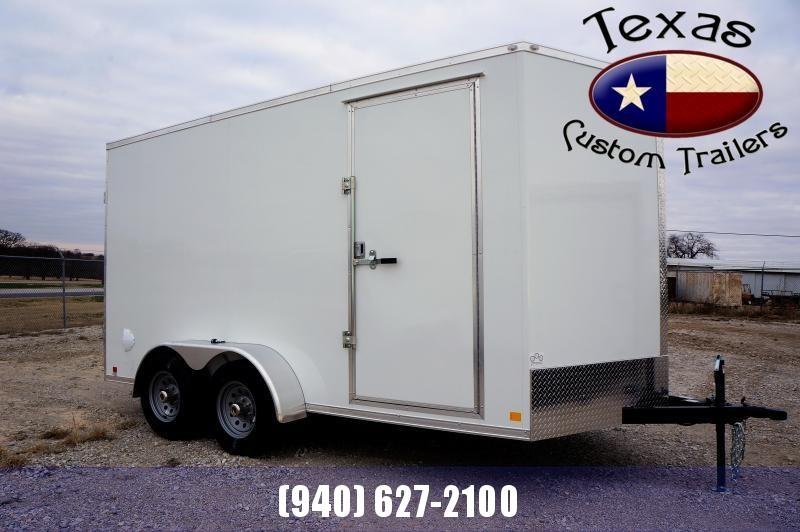 2021 Continental Cargo 7'X14' Commercial Enclosed Cargo Trailer