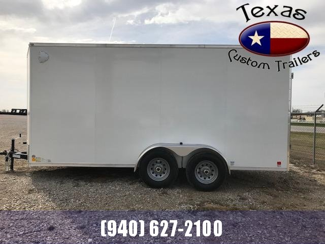 2022 Continental Cargo 7'X16' COMMERCIAL ALL STEEL Enclosed Cargo Trailer