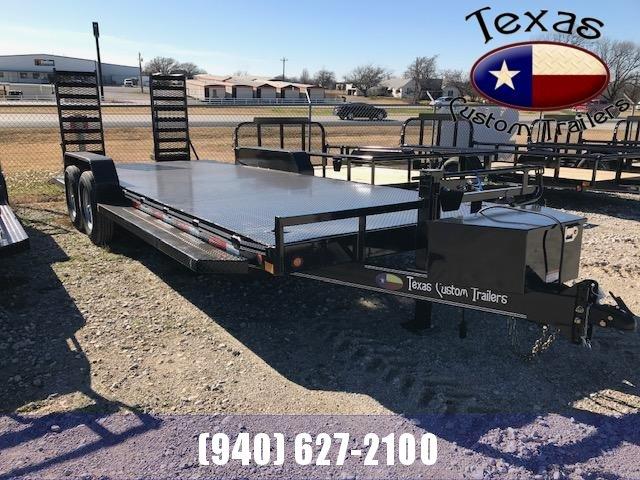 2021 East Texas 83X22 14K Equipment Trailer