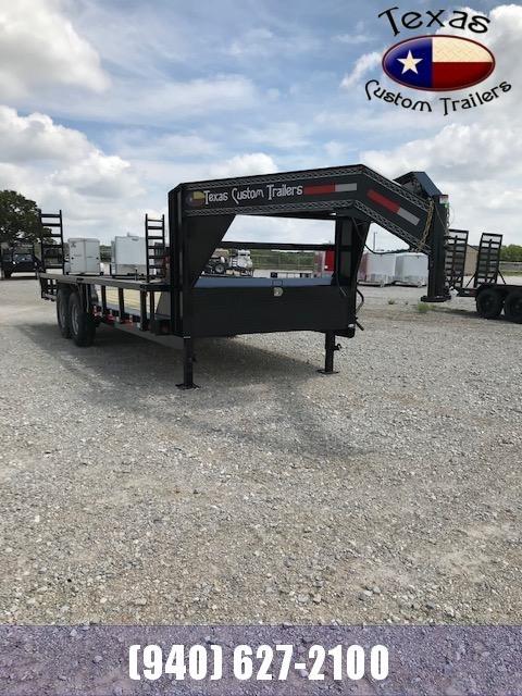 "2020 East Texas 102""X20' 14K GN Lowboy Equipment Trailer"
