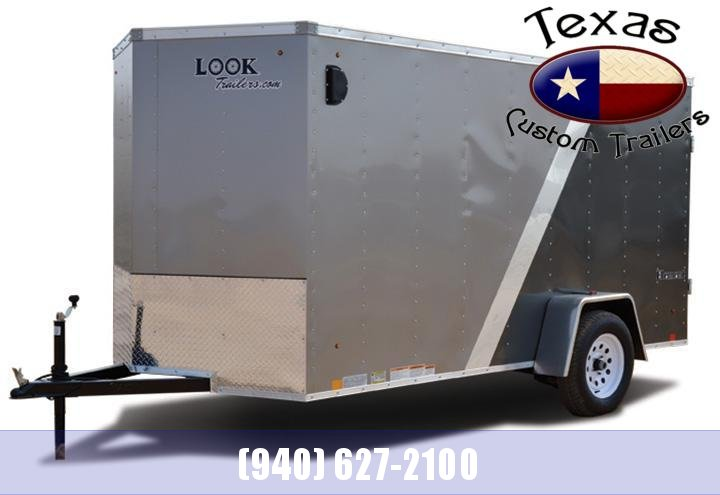 2021 Look Trailers 5'X8' Element Enclosed Cargo Trailer