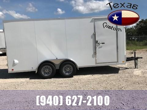 2022 Cargo Mate 7'X16' COMMERCIAL ALL STEEL Enclosed Cargo Trailer