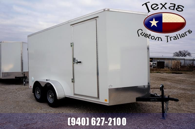 2021 Cargo Mate 7'X14' Commercial Enclosed Cargo Trailer