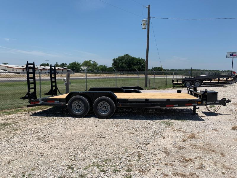 2020 East Texas 83X20 Equipment Trailer