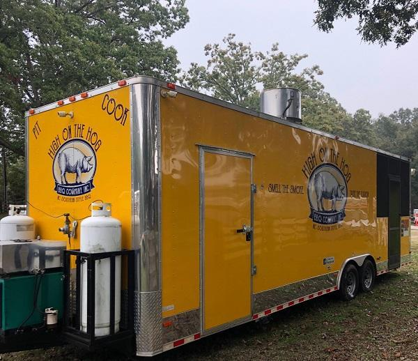 2017 Freedom Trailers elite Vending / Concession Trailer