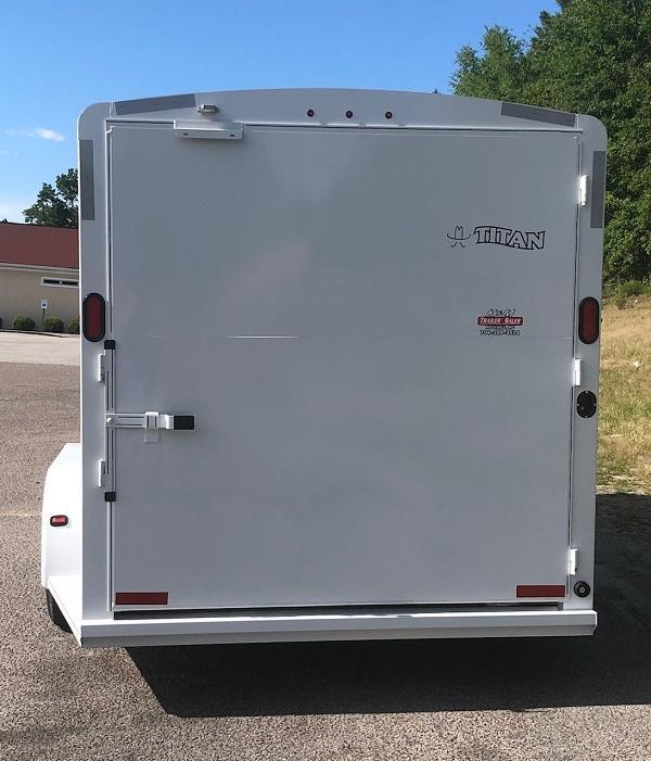 2020 Titan Trailers Primo Other Trailer