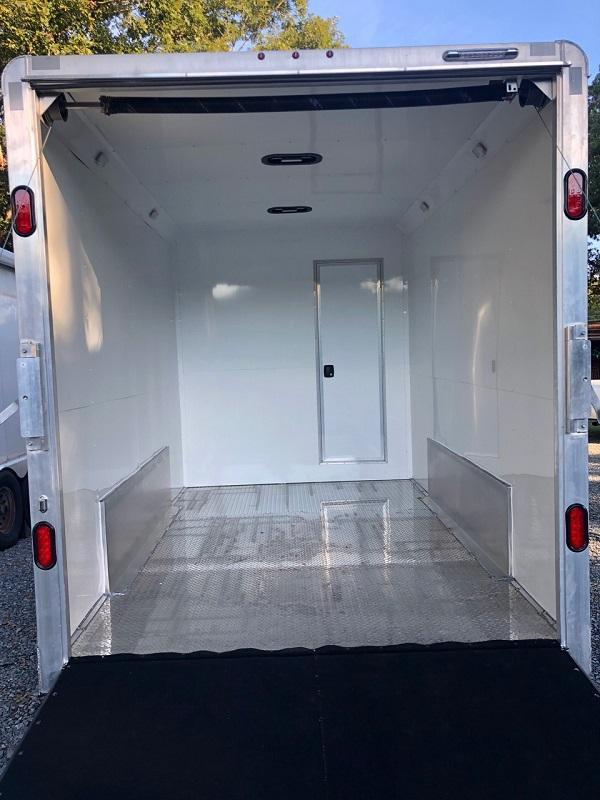 2022 Kiefer Manufacturing Cargo Enclosed Cargo Trailer