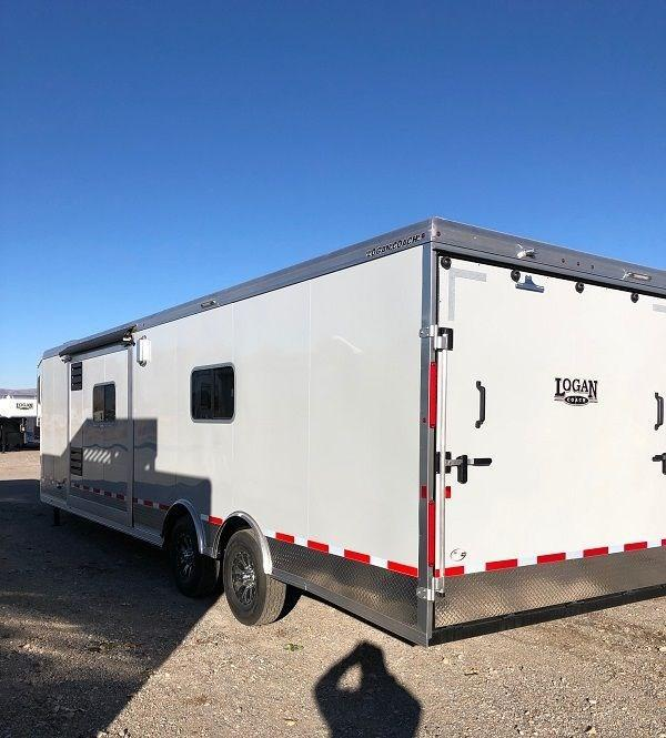 2020 Logan Ultimate Sports Hauler