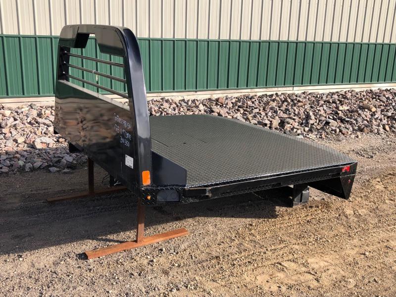 """2021 PJ 97""""x84"""" GB Truck Bed"""