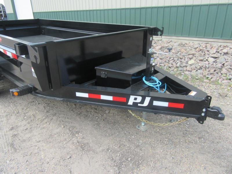 "2021 PJ 14' x 83"" General Duty Dump (DG)"
