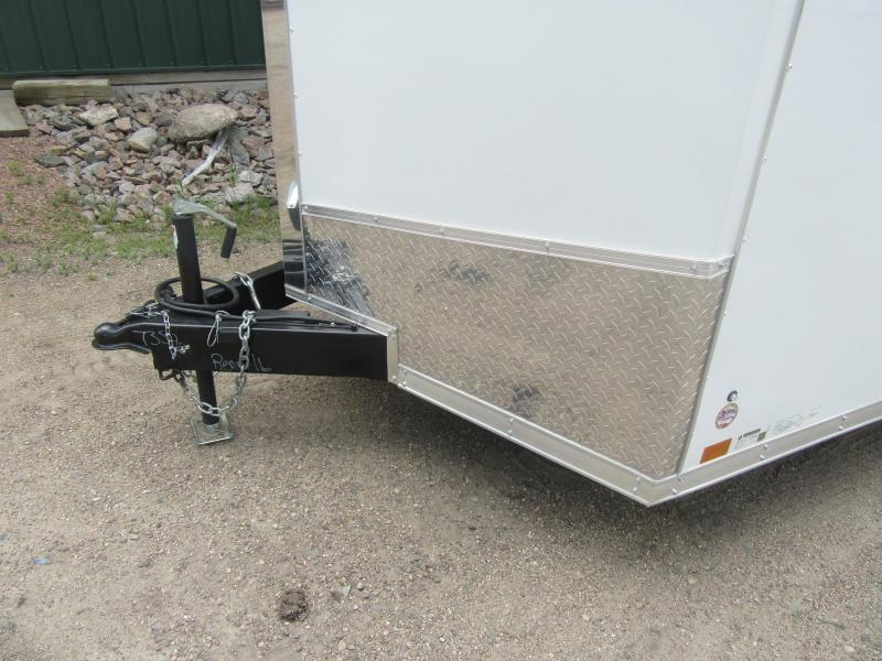 2021 Discovery Trailers 7'x16' Rover SE Enclosed Cargo Trailer