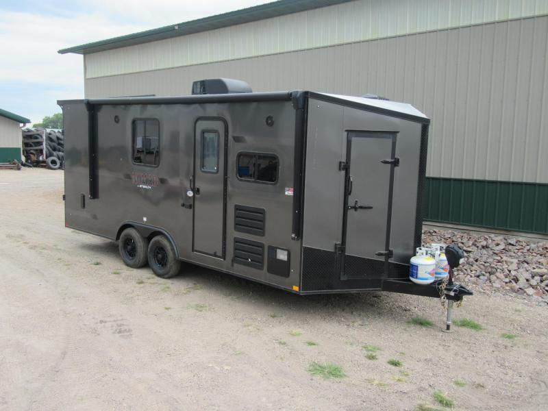 2021 8.5'x20' Stealth Nomad FK Enclosed Toy Hauler