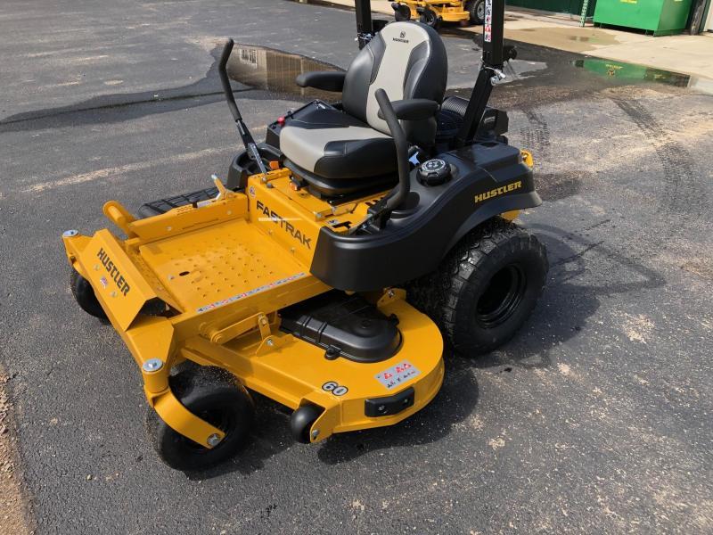 "2021 Hustler Fastrak 60"" Lawn Mowers"