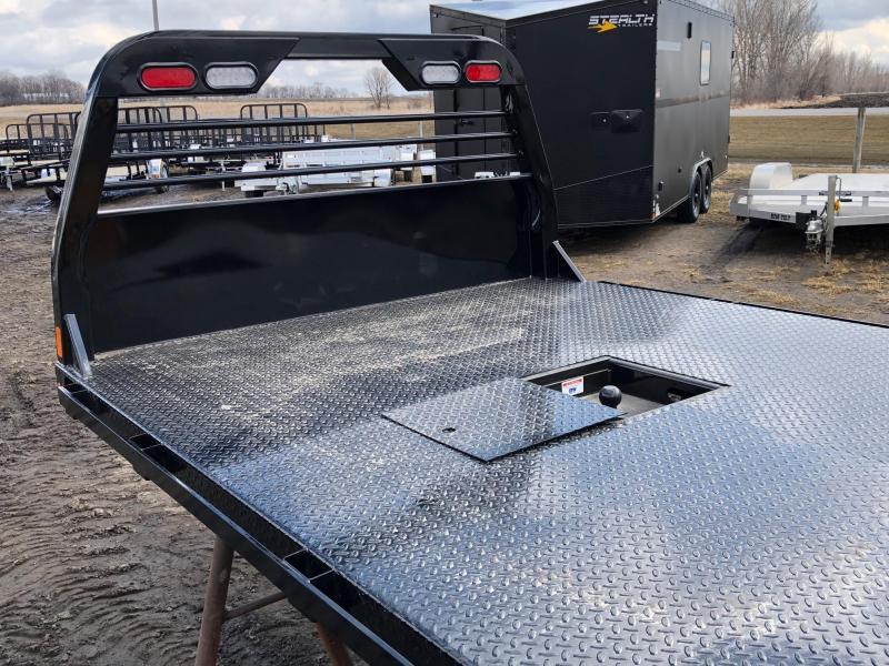 """2021 PJ 84""""x84"""" GB Truck Bed"""