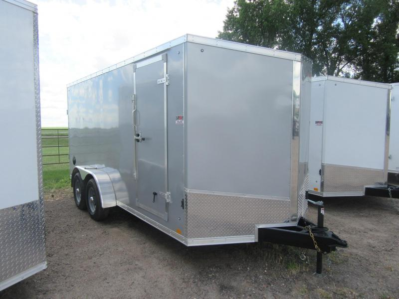 2021 Discovery Trailers 7'x16' 10k Rover SE Enclosed Cargo Trailer