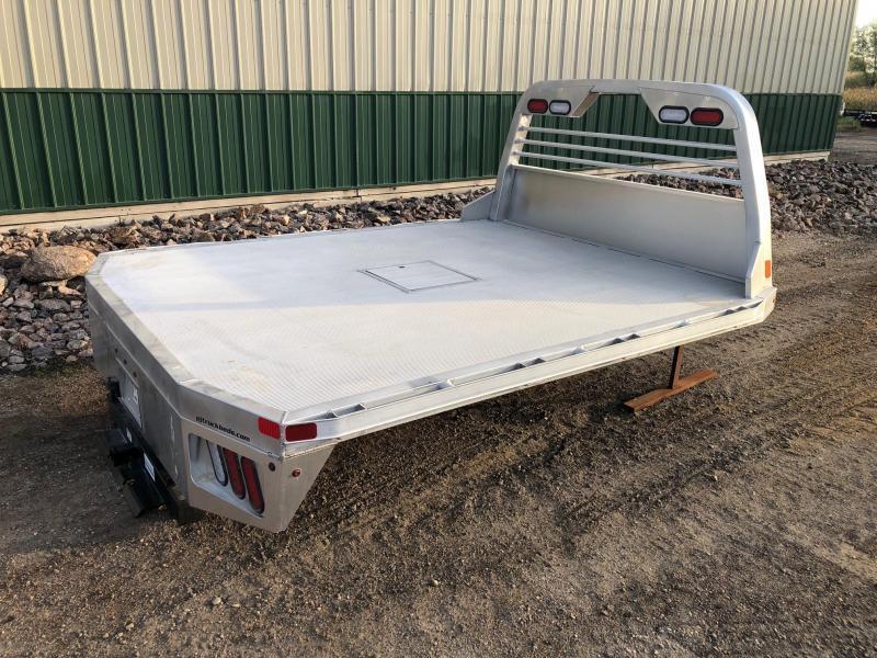 "2022 PJ  97""x112"" GB Aluminum Truck Bed"