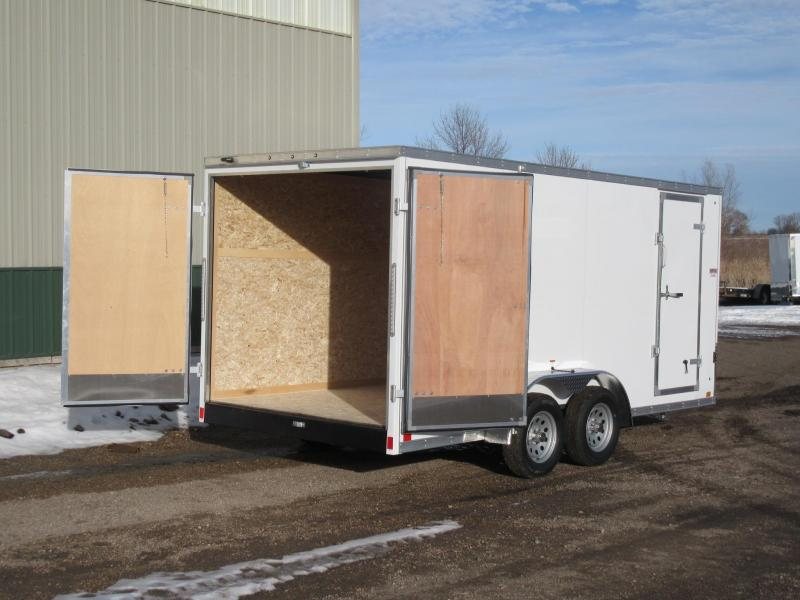 2021 Discovery Trailers 7x16 Double Doors Enclosed Cargo Trailer